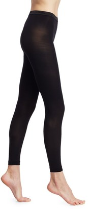 Fogal Velour Opaque Footless Tights
