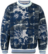 Vivienne Westwood Man - floral print sweatshirt - men - Cotton/Polyester/Spandex/Elastane - S