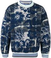 Vivienne Westwood Man floral print sweatshirt