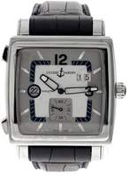Ulysse Nardin Quadrato Dual Time Watch