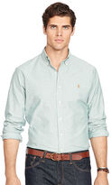 Big & Tall Polo Ralph Lauren Stretch Oxford Sport Shirt