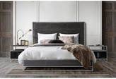 Empire Upholstered Standard Bed Diamond Sofa Size: Queen
