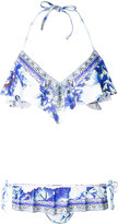 Camilla printed bikini - women - Nylon/Polyamide/Spandex/Elastane - XS