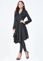 Bebe Mab Trench Coat
