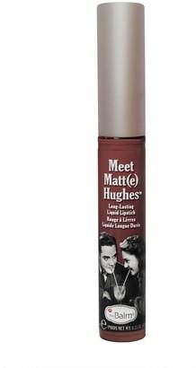 TheBalm Meet Matt(E) Hughes Long Lasting Liquid Lipstick 7.4Ml Charming