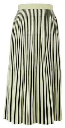 Proenza Schouler Long pleated skirt