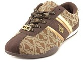 Baby Phat Elisa Jacquard Women Round Toe Canvas Sneakers.