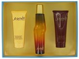 Liz Claiborne Gift Set - 3.4 oz Cologne Spray + 3.4 oz Body Wash + 3.4 oz Body Moisturizer