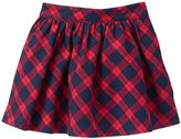 Janie & Jack Family Plaid Skirt - Multi - 6-12 Months