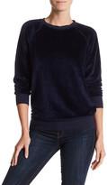 Frame Velour Sweatshirt