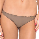 Luli Fama - Cosita Buena Drawstring Back Scrunch Bottom in Sandy Toes (L176524)
