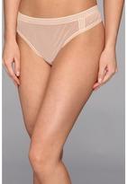 OnGossamer Gossamer Mesh Hi-Cut Thong Women's Underwear