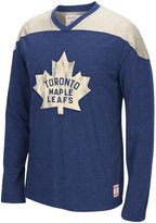 Toronto Maple Leafs CCM Retro Long Sleeve Applique Crew