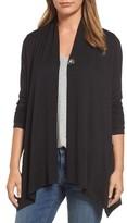 Bobeau Women's Snap Front Jacket