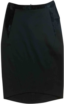 Hotel Particulier Black Skirt for Women