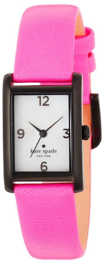 Kate Spade Bazooka pink cooper strap