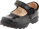 FootMates Courtney Mary Jane (Toddler/Little Kid),Black Patent,8 W US Toddler