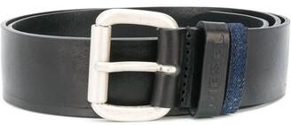 Diesel Denim-Loop Belt