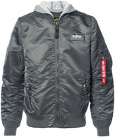 Alpha Industries L-2B bomber jacket