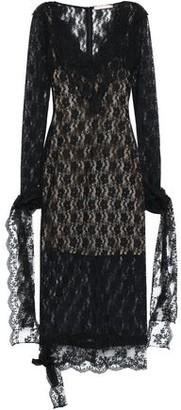 Christopher Kane Lace Midi Dress