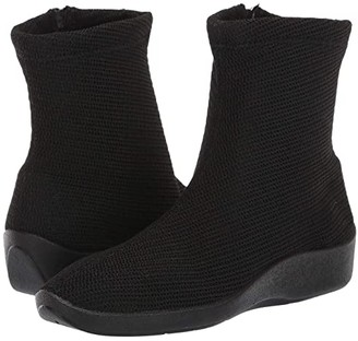 ARCOPEDICO Net 8 (Black) Women's Shoes