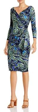Chiara Boni Charisse Printed Midi Dress - 100% Exclusive