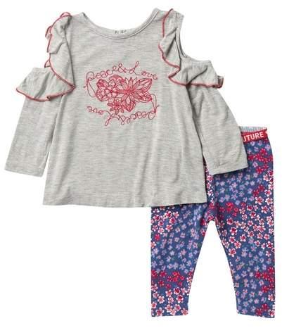 88a4273eff81 Kids Oatmeal Leggings - ShopStyle