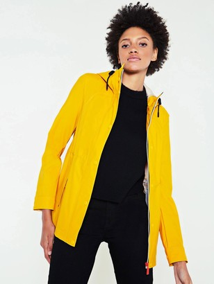 Hunter Original Lightweight Rubberised Jacket - Yellow