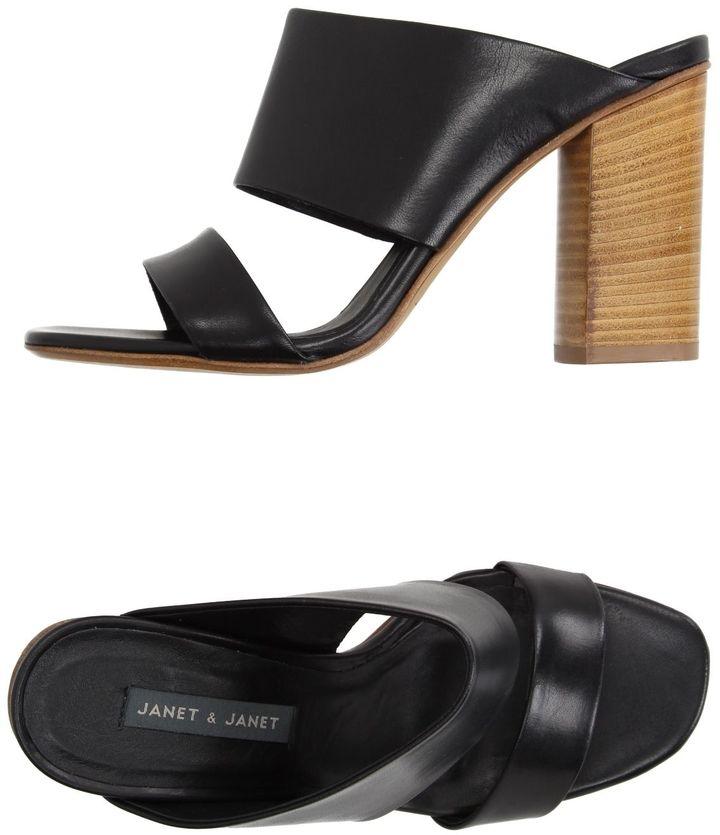Janet & Janet Sandals - Item 11182872