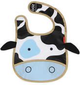 Skip Hop Cow Zoo Bib