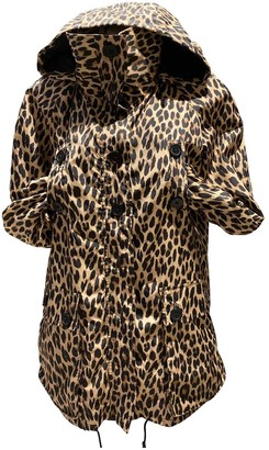 Sonia Rykiel Beige Trench Coat for Women