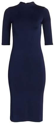Alice + Olivia Delora Knit Bodycon Dress