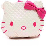 Hello Kitty Die Cut Metallic Backpack