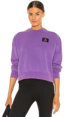 Jordan Flight Fleece Crew Sweatshirt