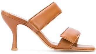 Gia Couture x Pernille Teisbaek two strap sandals