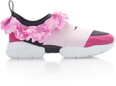 Emilio Pucci Embroidered Sneakers