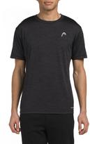 Space Dye Hypertek Short Sleeve Top