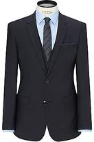 Hugo Boss Hugo Huge/genius Virgin Wool Slim Fit Suit Jacket, Dark Blue