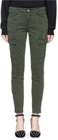 J Brand 'Houlihan' slim fit zip cuff cargo pants