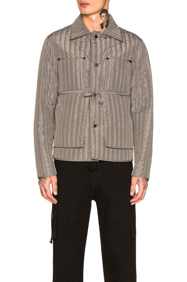 Craig Green Quilted Workwear Jacket