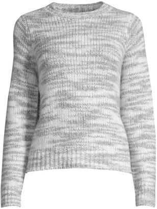 Eileen Fisher Melange Wool Sweater