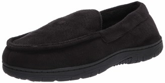 Kenneth Cole Reaction Men's Venetian Slipper House Shoes with Memory Foam Indoor/Outdoor Sole