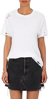 NSF Women's Distressed Cotton T-Shirt