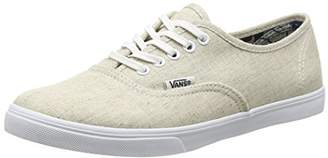 Vans Authentic Lo Pro, Unisex Adults' Low-Top Sneakers, Beige (indigo Tropical/natural/true White), (40.5 EU)