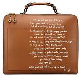 Tory Burch Arthur Script Large Briefcase