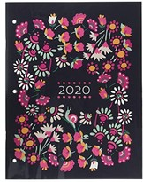 Vera Bradley 13 Month Booklet Planner (Petite Garden) Wallet