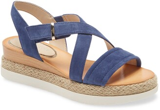 Kenneth Cole New York Jules Espadrille Platform Sandal