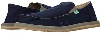 Sanuk Vagabond Hemp Jute (Khaki) Men's Shoes
