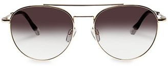 Le Specs Luxe Savage 54MM Aviator Sunglasses