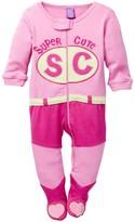 Sozo Super Cute Footie (Baby Girls)
